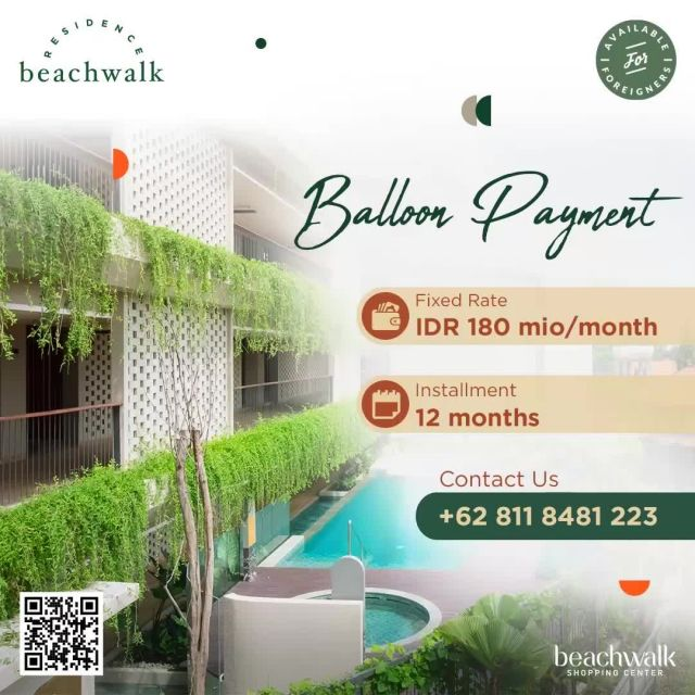 Do you believe that a good deal doesn't last forever, #Beachwalkers?  Please don't delay, purchase of the unit of beachwalk Residence, because it's your turn to finally own your dream home! Move to Bali, live in the premium residence with strategic location and world-class facilities!  Contact our in-house representative on +62 811 8481 223 for more details.  #SpecialOffer #SpecialDeal #Promotion #beachwalkresidence #StrategicLocation #LivingInBali #BeachwalkBali #ShorelyBeautiful #HomeIsWhereYourHeart #HomeToYou #HomeAwayFromHome #UrbanLiving #BaliLuxuryResidence #BeautifulLegacy #ResidenceInBali #HomeInBali #WhenInBali #Kuta #LiveInKuta #ParadiseIndonesia #TheParadiseGroup #INPP