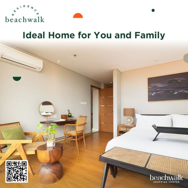 beachwalk Residence is located at the strategic location, has direct access to beachwalk Shopping Center, and equipped with world-class facilities.  Besides, its modern design and spacious rooms will be the ideal home for you and your family.  Move to Bali, live at beachwalk Residence now! Contact our in-house representative for more information on +62 811 8481 223  #DreamHome #StrategiLocation #beachwalkresidence #StrategicLocation #LivingInBali #BeachwalkBali #ShorelyBeautiful #HomeIsWhereYourHeart #HomeToYou #HomeAwayFromHome #UrbanLiving #BaliLuxuryResidence #BeautifulLegacy #ResidenceInBali #HomeInBali #WhenInBali #Kuta #LiveInKuta #ParadiseIndonesia  #TheParadiseGroup #INPP